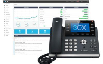 Cómo ahorrar dinero con la Telefonía Voz-IP 3CX