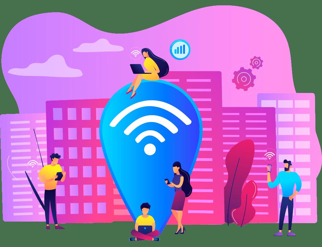Smartcity WiFi