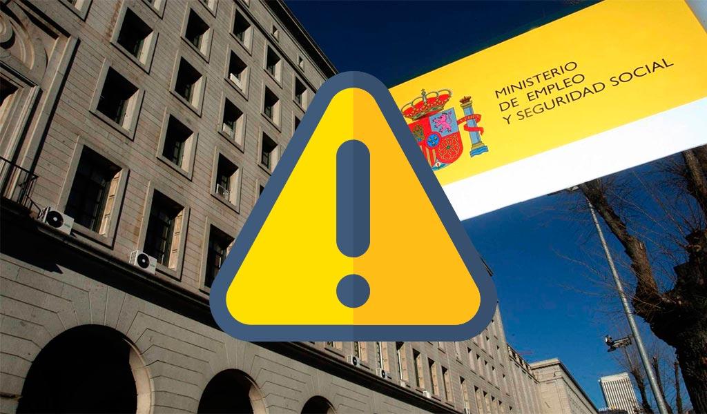 El Ministerio de Trabajo sufre un nuevo ciberataque 'ransomware'